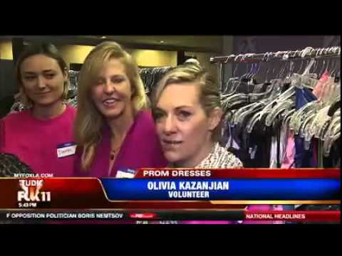 3/8-kttv-fox-11-news---assistance-league-of-los-angeles-prom-day