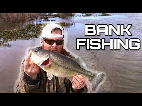 Bass Fishing AFTER BIG Rains