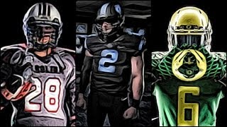 NCAA Football 14 Road to Glory - London Bridges College Decision - Hard Hitting CB for a Reason