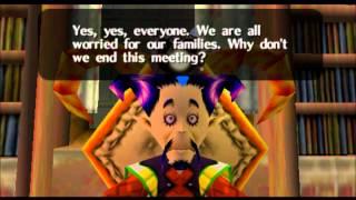 Legend of Zelda - Majoras Mask - Die endlose Sitzung des Bürgermeisters