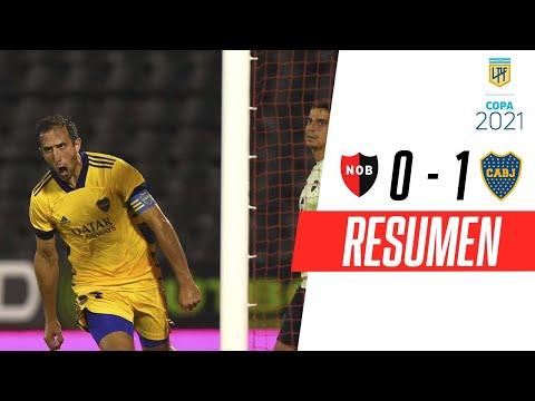 TRIUNFO XENEIZE EN ROSARIO | Newell's 0-1 Boca | RESUMEN