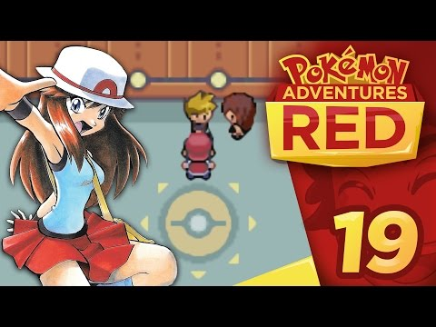 Pokemon Adventures: Red Chapter - Part 19 - Victory Road!