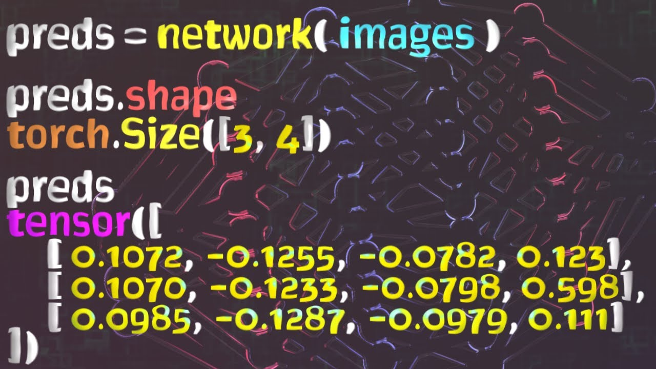 Neural Network Batch Processing - Pass Image Batch to PyTorch CNN