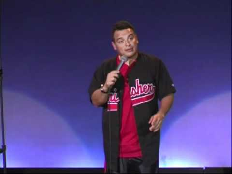 Carlos Mencia: Not For The Easily Offended 2003 - Nigga In A Box