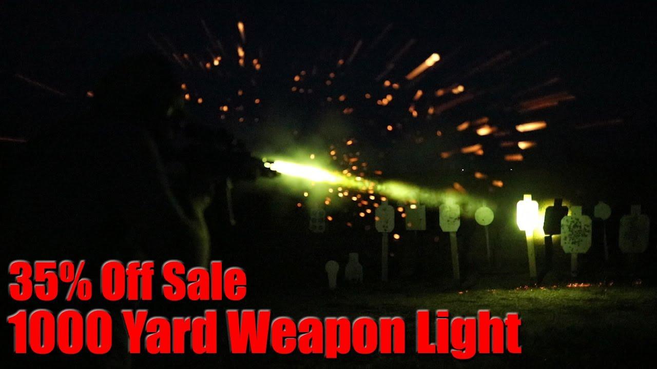 Olight Odin Turbo LEP Flashlight Review & 35% Off Sale
