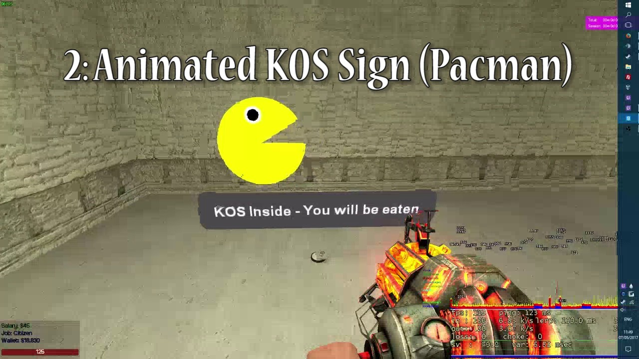 [Gmod] [E2] [EGP] [Release] Animated Base Signs