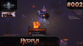 Diablo 3 Reaper Of Souls Season 20 - HC Wizard Gameplay - E02