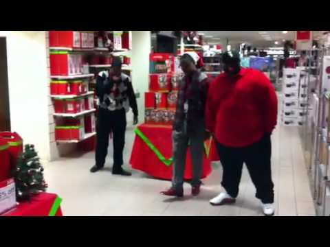 JCPenney Pines Mall Christmas Performance