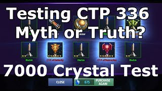 Marvel Future Fight - Testing Double CTP 336 Hype - Myth or Truth? You be the Judge!