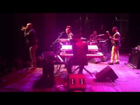 Common Performs with The Robert Glasper Experiment at Royce Hall