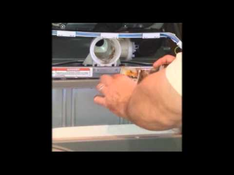 Kitchenaid Whirlpool Washing Machine Error F02 Youtube