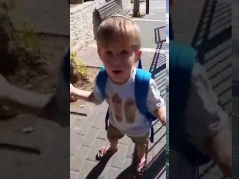 לילד הצדיק יש משהו לומר שכל עם ישראל צריך לשמוע!!