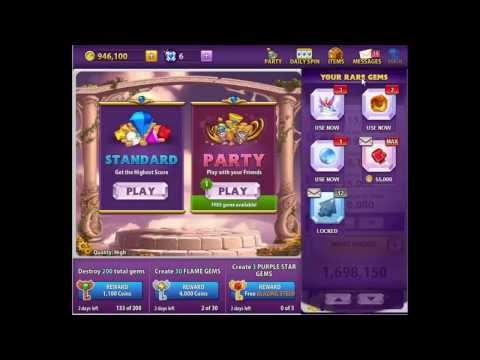 T-Ray's Tips for Bejeweled Blitz - The Items Box
