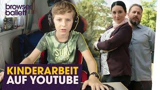 Kinderarbeit auf YouTube – Wenn das Jugendamt durchgreifen muss
