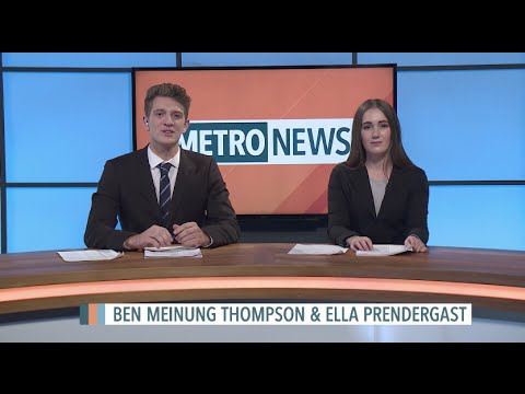 Metro News 8 June 2016 Full Bulletin | New Zealand Broadcasting School (NZBS)