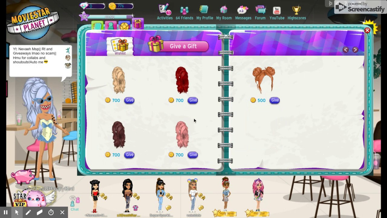 HOW TO GLITCH RARES IN MSP 2019
