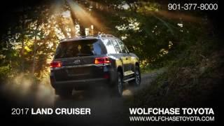2017 Toyota Land Cruiser   Wolfchase Toyota