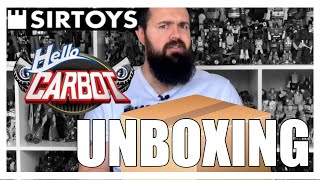 Sirtoys Isolation Unboxing: Hello Carbots, Transformers and more