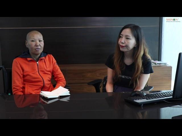 Uranchimeg - Bone Marrow Transplant patient from Mongolia