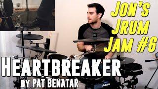 Heartbreaker - Pat Benatar - Drum Cover