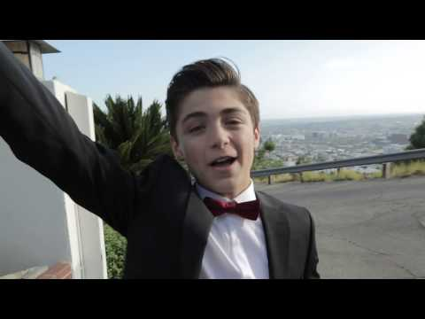 Go Behind-The-Scenes with ASHER ANGEL (Jonah on Andi Mack!)