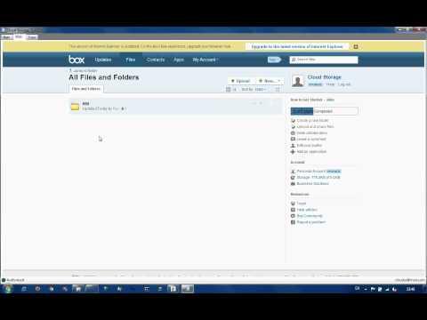 Cloud Storage Solution - BoxNet Demo