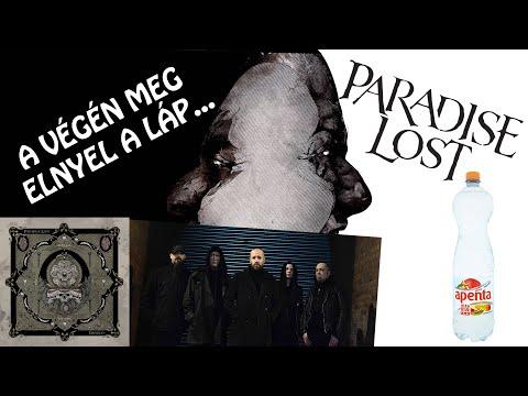 MASSZÍV MOCSÁRSZAGÚ DÖGLŐDÉS | Paradise Lost - Obsidian (2020)