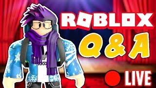 🔴Roblox Q&A! | Come Ask Questions! | Special Guest! | Road To 1370🔴