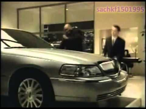 2003 Lincoln Town Car Commercial Youtube