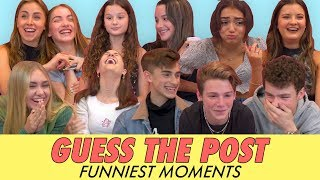 Guess The Post - Funniest Moments
