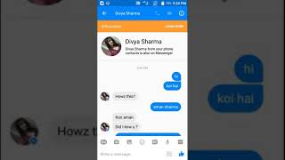 How To Get Girl's Whatsapp Num In Facebook Chat...