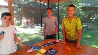 Activity in FreeStyleCamp. Активити в лагере Фристайл 1я смена 2018
