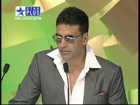 Star Screen Awards 2009: Akshay Kumar gives way Best Actor award to Aamir Khan