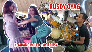 Kembang boled Bajidor Versi Rusdy oyag ft ayu rusdy arjasari