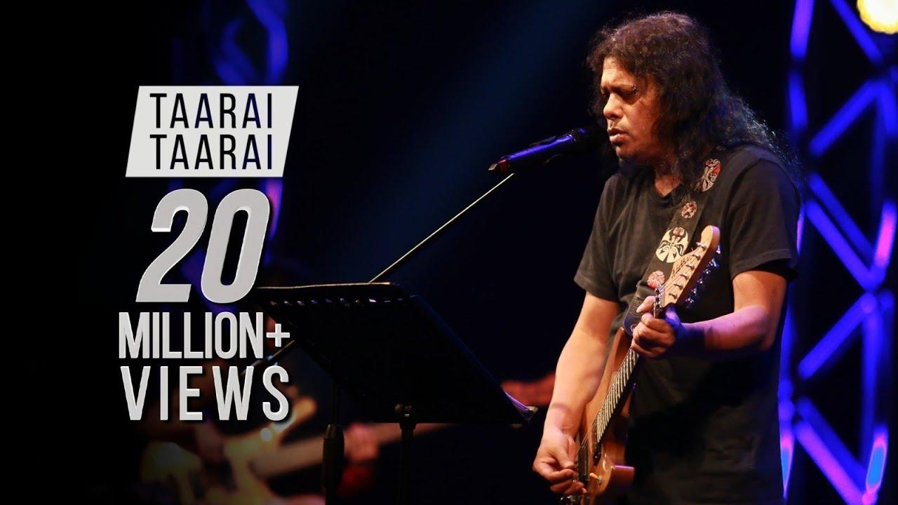 TAARAI TAARAI - NAGARBAUL JAMES with TAPOSH & FRIENDS : ROBI YONDER MUSIC WIND OF CHANGE [ PS:02