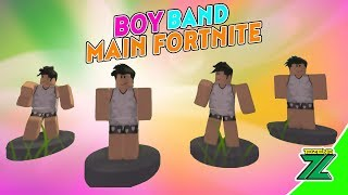 🌴 Island Royale-Testing (fr) Boy Band Play Fortnite version de Roblox foiré déjà 😆 ' Roblox Indonésie