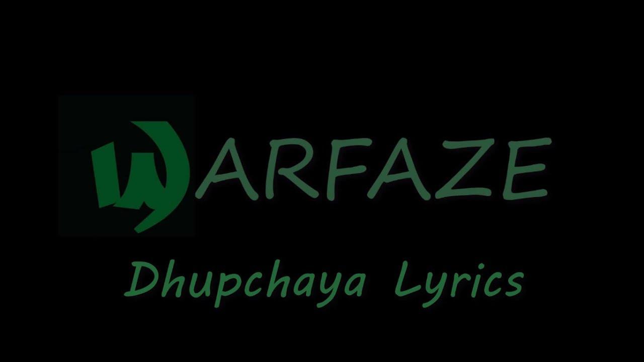 warfaze-dhupchaya-lyrics-room-505