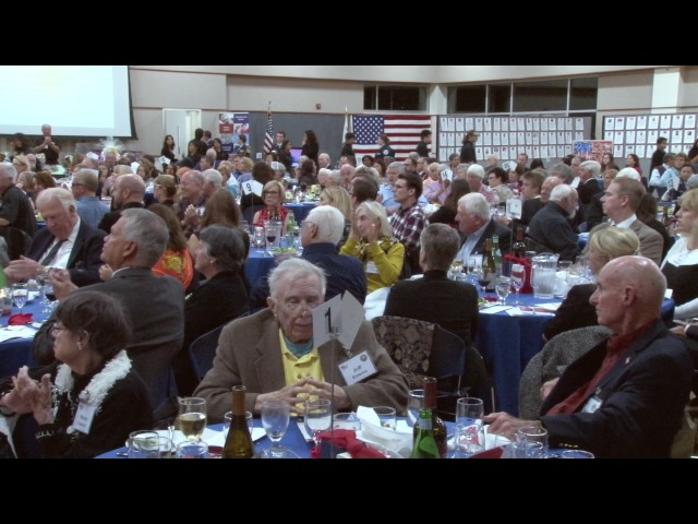 Stars & Stripes Dinner - Vets & Cadets ( 10-15-2016 )
