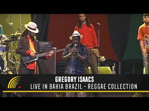 Gregory Isaacs - Live in Bahia - Show Completo
