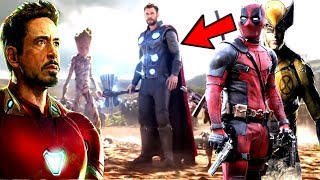 Xmen & Deadpool In Avengers 4 REVEALED!? - Major PLANS CONFIRMED For The Future Of MCU