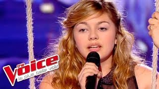 The Voice 2013 | Louane - Imagine (John Lennon) | Prime 4