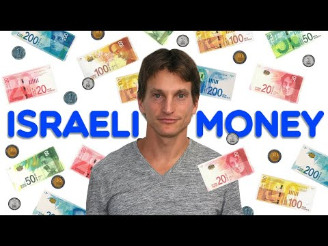 Israeli Money - A Tour Through The Israeli Wallet