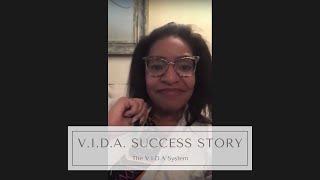 A V.I.D.A. Testimony