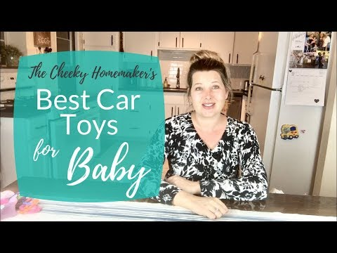 Best Car Toys for Babies | Top 8 | THE CHEEKYHOMEMAKER