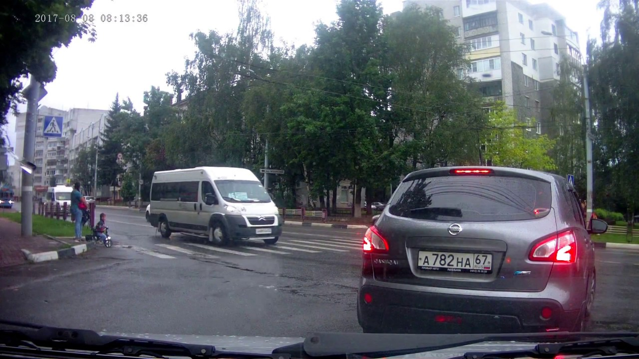 вежливые водители в Брянске