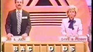 The $1,000,000 Chance of a Lifetime - Jay & Judy vs. Dave & Penny