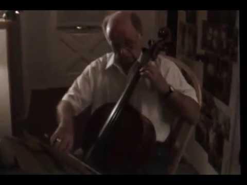 Lindsay Burton Cello Christmas 1999