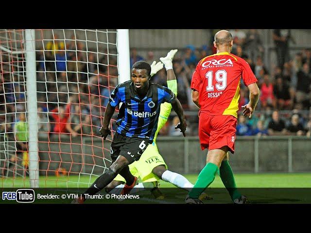 2013-2014 - Jupiler Pro League - 02. KV Oostende - Club Brugge 1-2