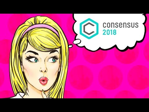 BUY RED!!! - CONSENSUS 2018 - LARGEST BLOCKCHAIN EVENT IN HISTORY - BITCOIN – ICON ICX SAMSUNG APP