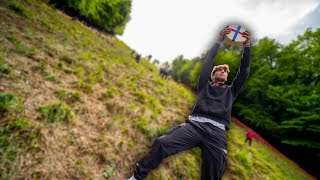 I Tried To WIN The Cheese Rolling Championships 2019